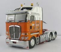 Drake Kenworth K200 and Skel Crane Train